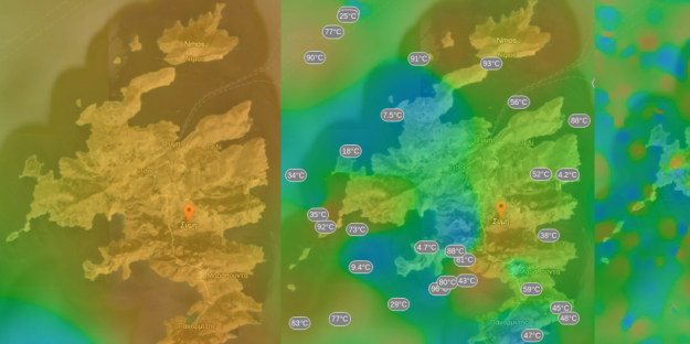 Temperature map gljs minimalist pure javascript heat map library minimalist library to draw temperature maps heat maps using webgl in pure javascript except a on pre process step which is done in javascipt gumiabroncs Image collections